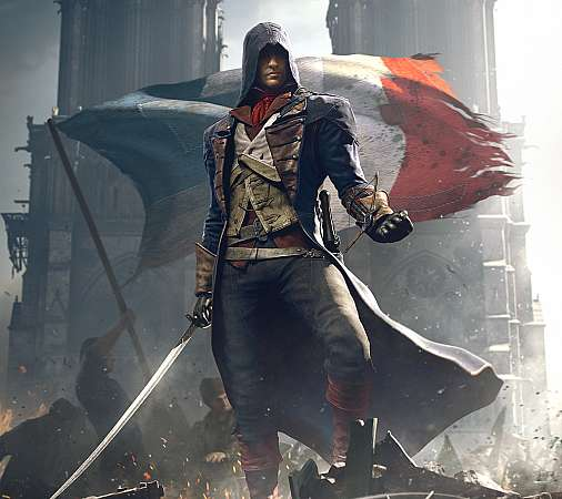 Assassin's Creed: Unity Mobile Horizontal wallpaper or background