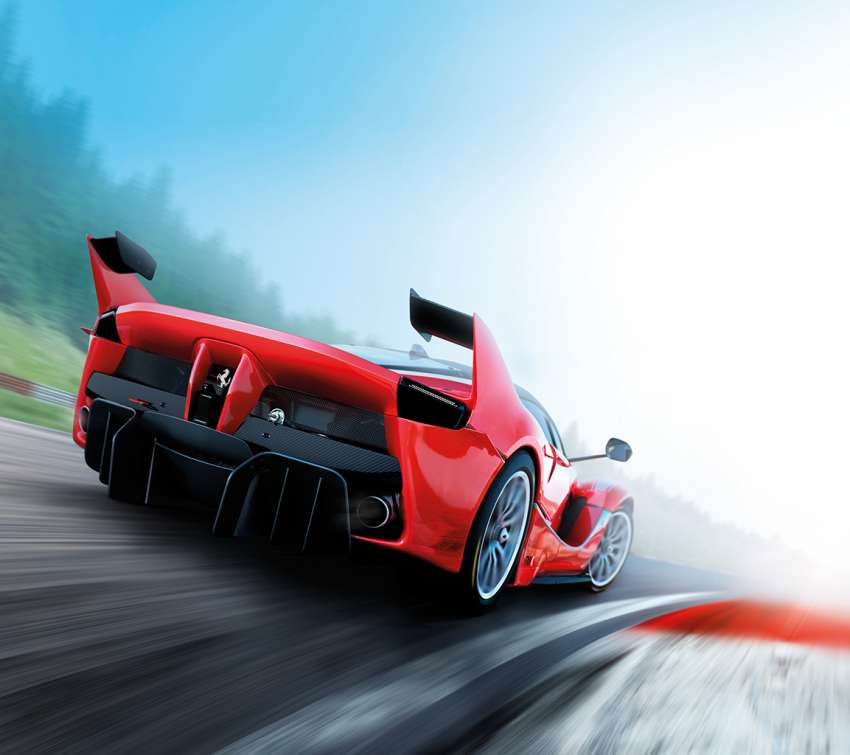 Assetto Corsa Mobile Horizontal wallpaper or background