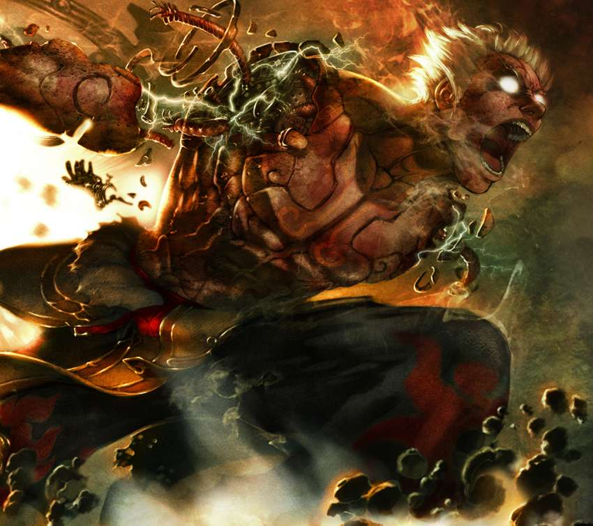 Asura's Wrath wallpaper or background