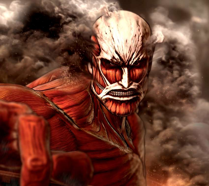 Attack on Titan Mobile Horizontal wallpaper or background