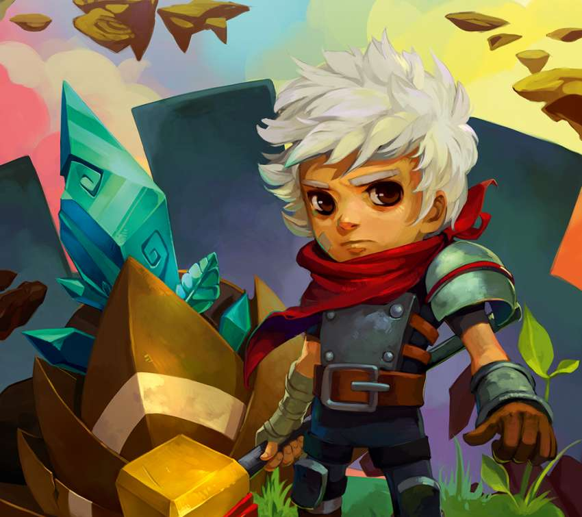 Bastion wallpaper or background