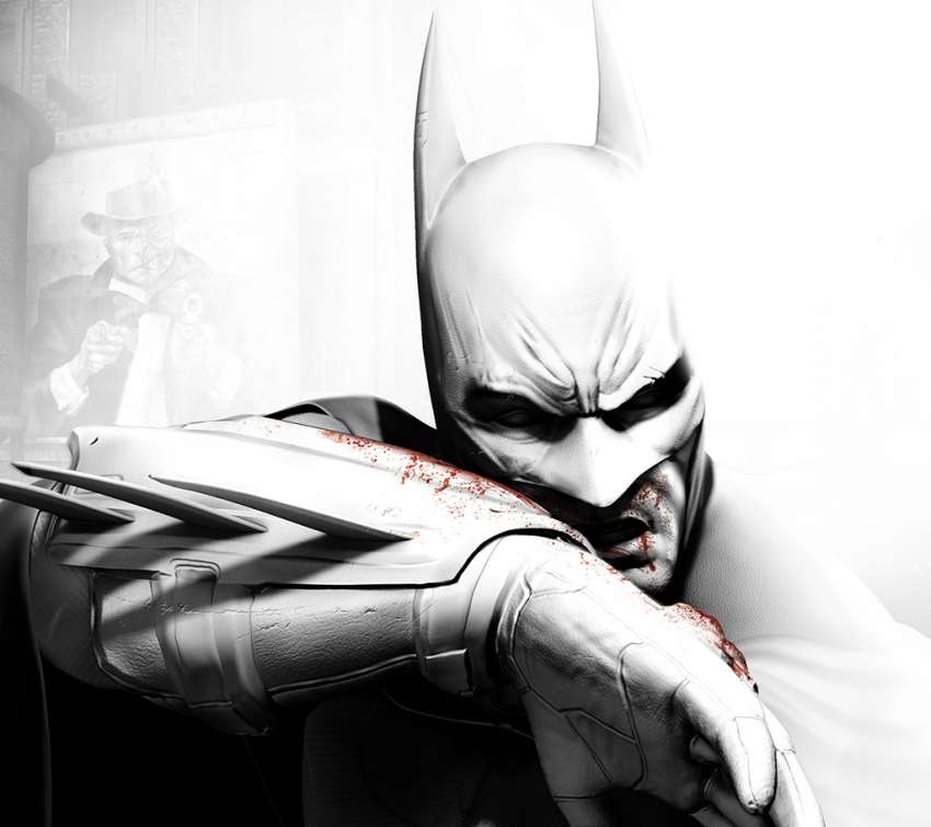 Batman: Arkham City wallpaper or background
