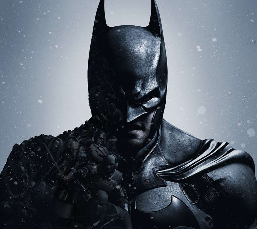Batman: Arkham Origins Mobile Horizontal wallpaper or background