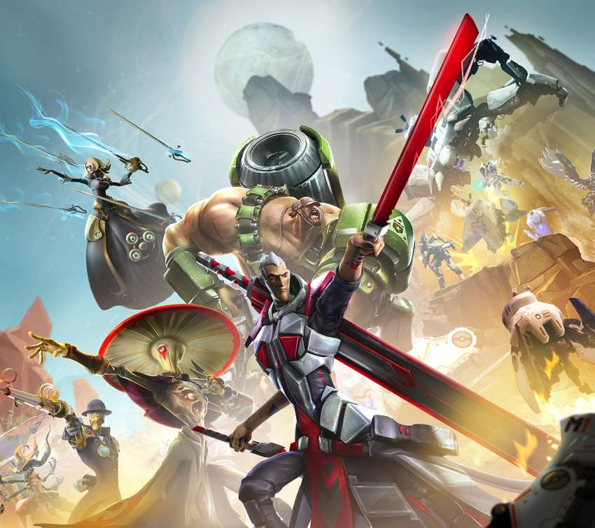 Battleborn wallpaper or background
