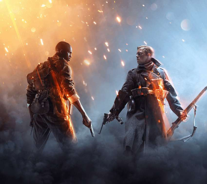Battlefield 1 Mobile Horizontal wallpaper or background