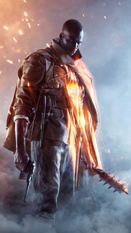 Battlefield 1 Mobile Vertical wallpaper or background