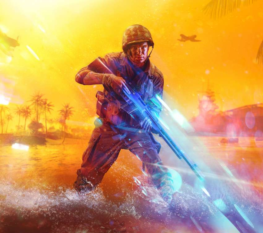 Battlefield 5 Mobile Horizontal wallpaper or background