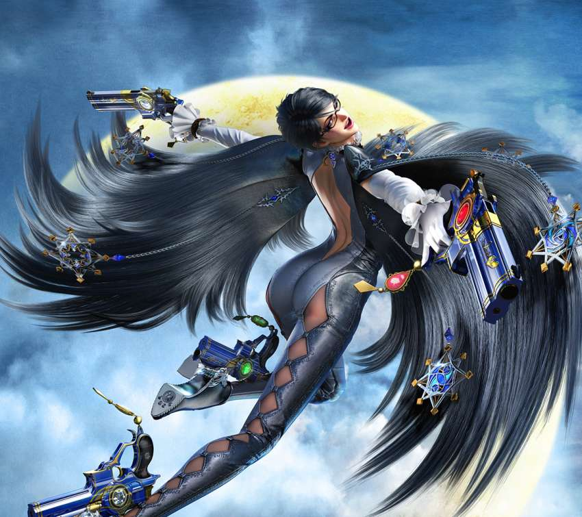 Bayonetta 2 Mobile Horizontal wallpaper or background
