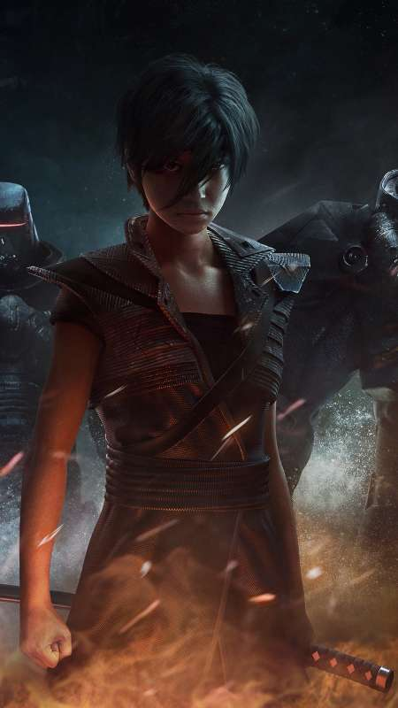 Beyond Good and Evil 2 Mobile Vertical wallpaper or background