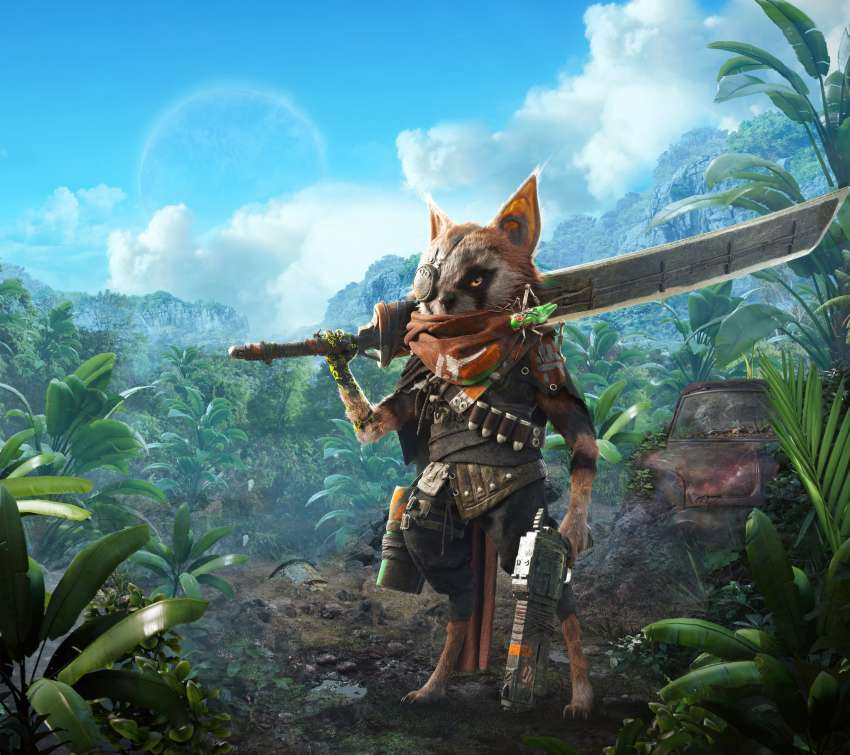 BioMutant Mobile Horizontal wallpaper or background