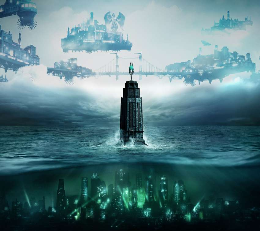 BioShock: The Collection Mobile Horizontal wallpaper or background