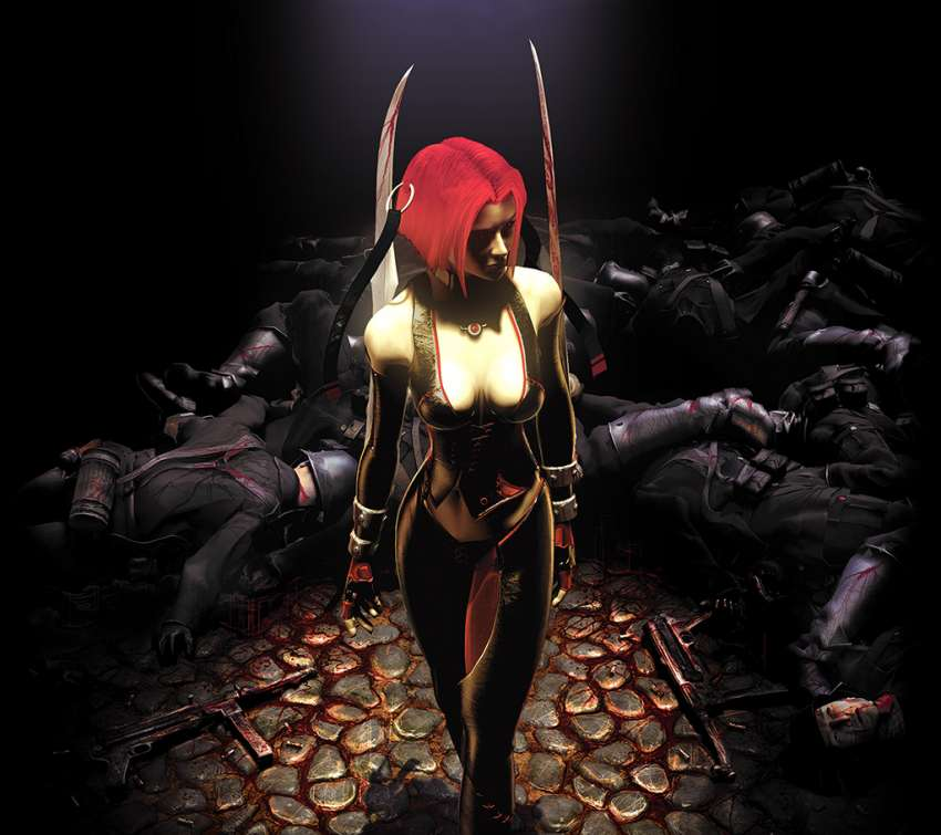BloodRayne wallpaper or background