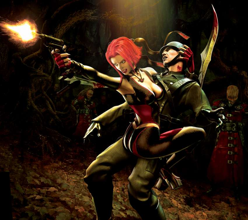 BloodRayne 2 wallpaper or background