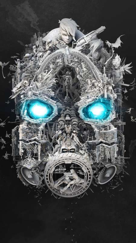 Borderlands 3 Mobile Vertical wallpaper or background
