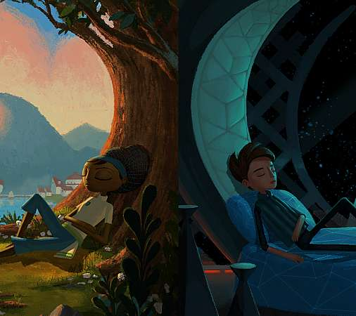 Broken Age Mobile Horizontal wallpaper or background