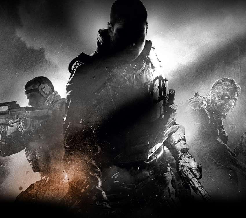 Call Of Duty Black Ops 2 Revolution Wallpapers Or Desktop