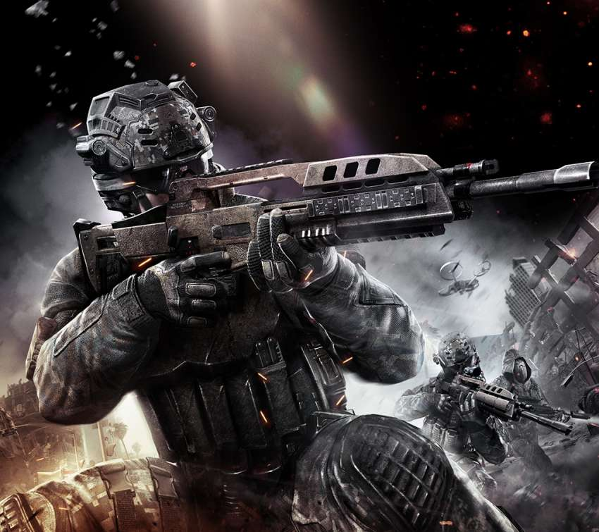 Call of Duty: Black Ops 2 wallpaper or background