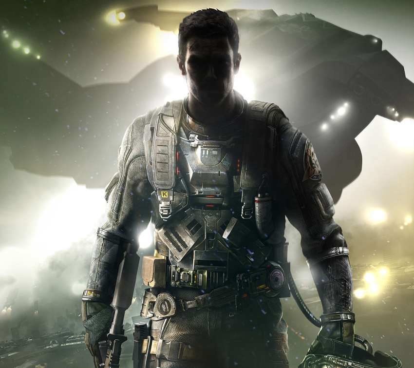 Call of Duty: Infinite Warfare Mobile Horizontal wallpaper or background