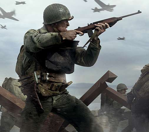 Call of Duty: WW2 Mobile Horizontal wallpaper or background