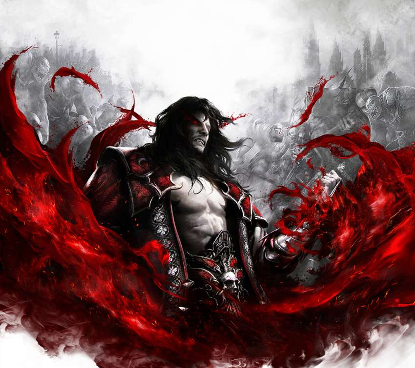 Castlevania: Lords of Shadow 2 Mobile Horizontal wallpaper or background