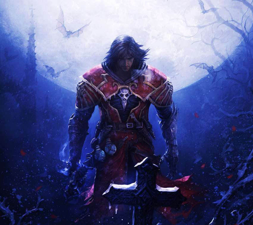Castlevania: Lords of Shadow 'Reverie' Mobile Horizontal wallpaper or background