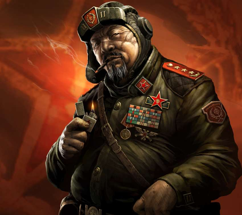 Command & Conquer wallpaper or background