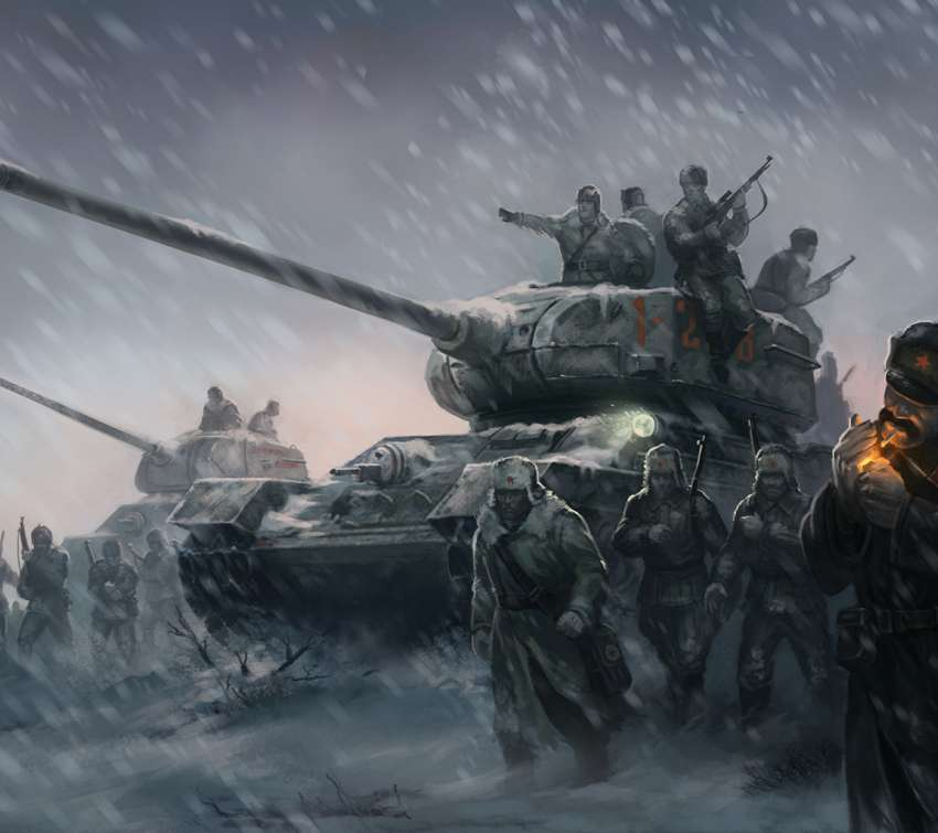 Company of Heroes 2 wallpaper or background