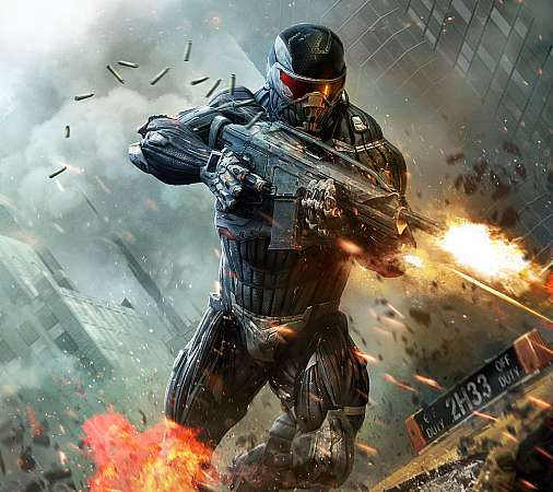 Crysis 2 Mobile Horizontal wallpaper or background