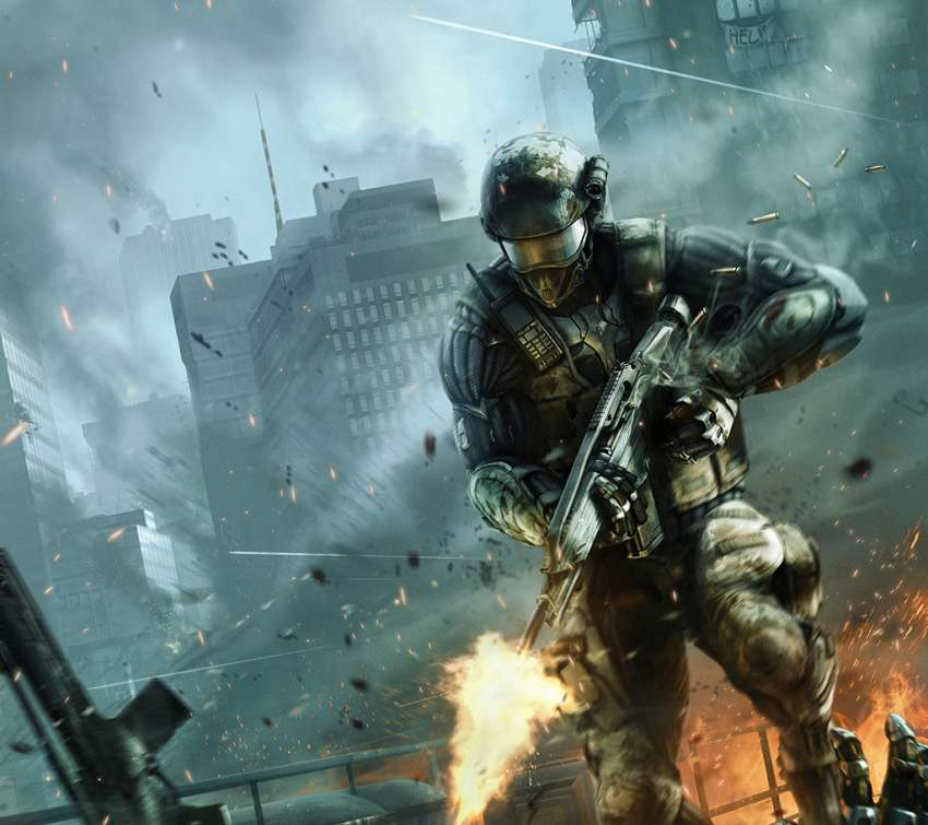 Crysis 2 wallpaper or background