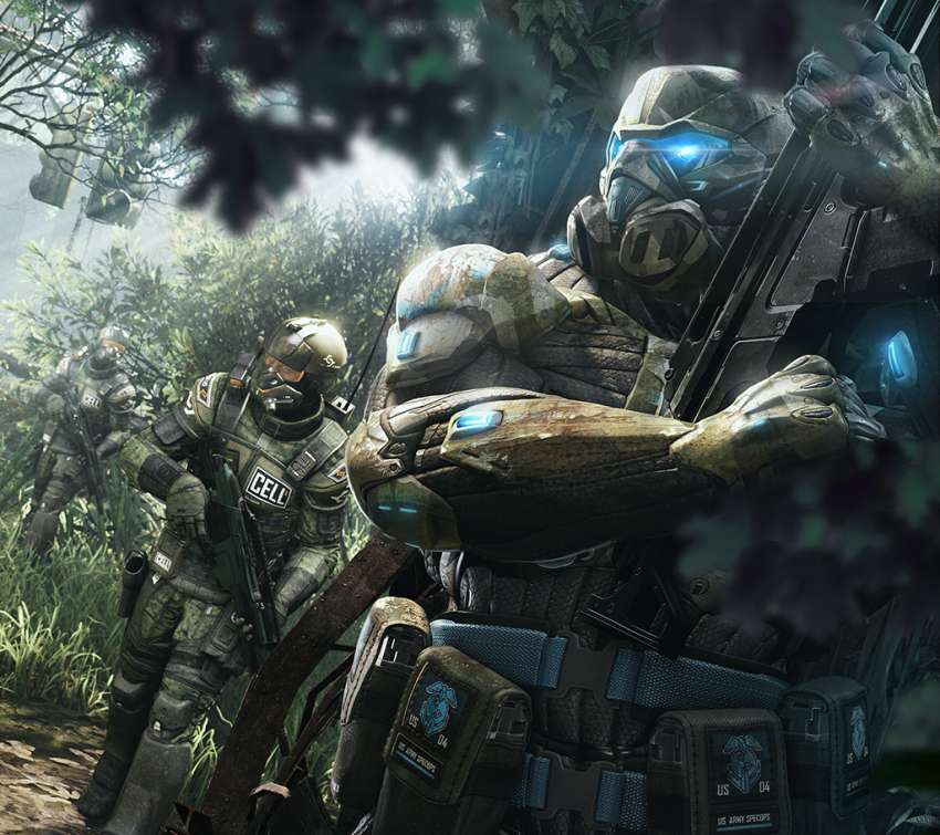 Crysis 3 Mobile Horizontal wallpaper or background
