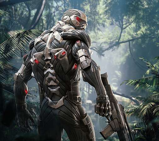 Crysis: Remastered Mobile Horizontal wallpaper or background