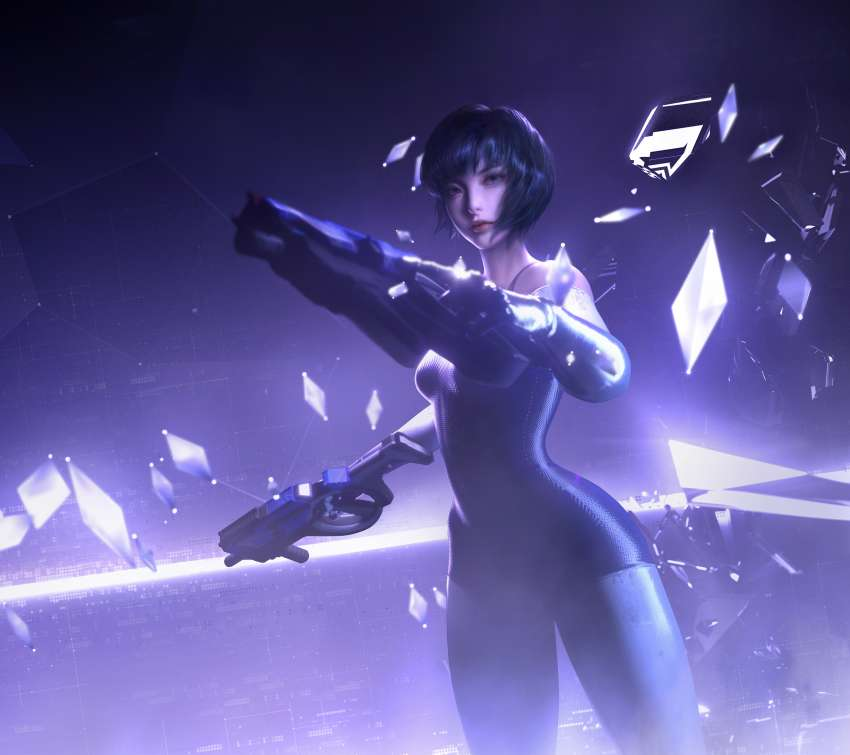 Cyber Hunter Mobile Horizontal wallpaper or background