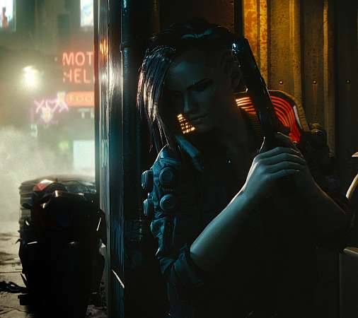 Cyberpunk 2077 Mobile Horizontal wallpaper or background