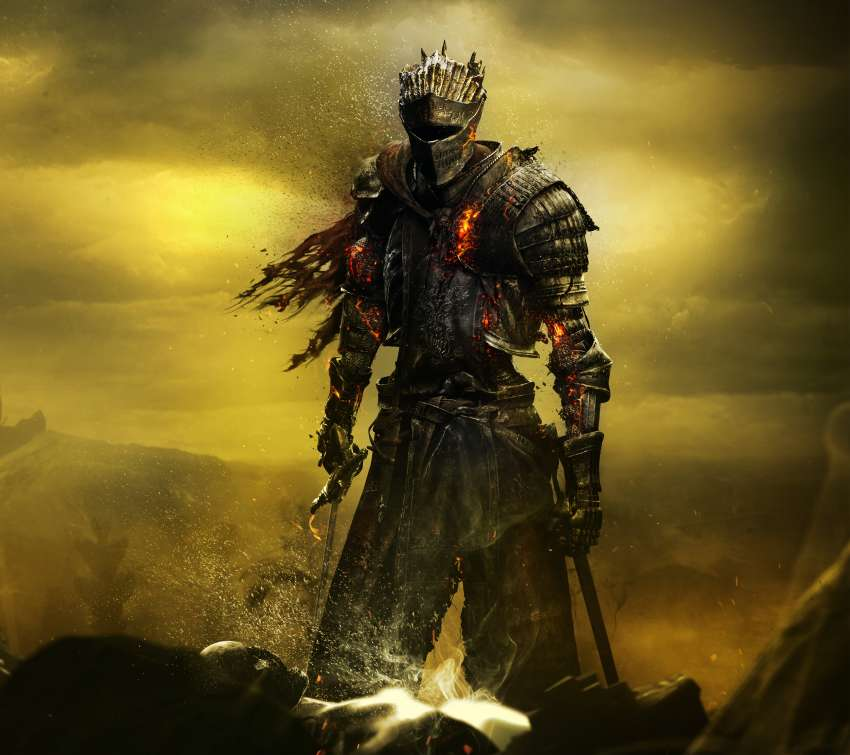 Dark Souls 3 Mobile Horizontal wallpaper or background