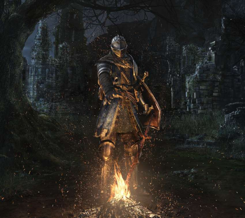 Dark Souls: Remastered Mobile Horizontal wallpaper or background