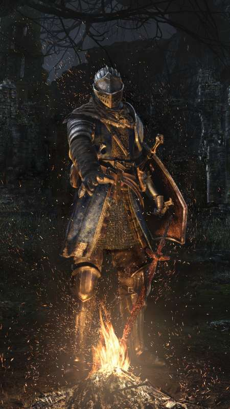 Dark Souls: Remastered Mobile Vertical wallpaper or background