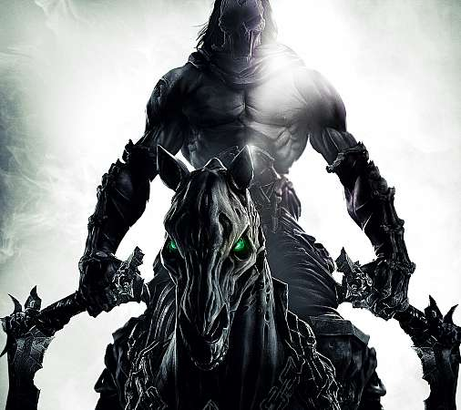 Darksiders 2 Mobile Horizontal wallpaper or background
