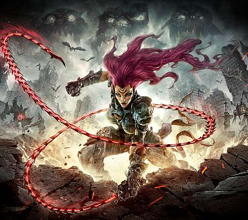 Darksiders 3 Mobile Horizontal wallpaper or background