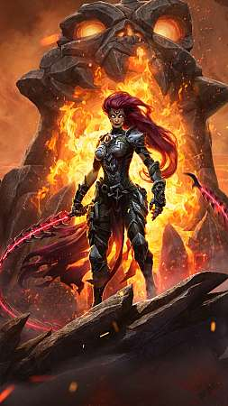 Darksiders 3 Mobile Vertical wallpaper or background