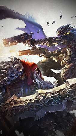 Darksiders: Genesis Mobile Vertical wallpaper or background
