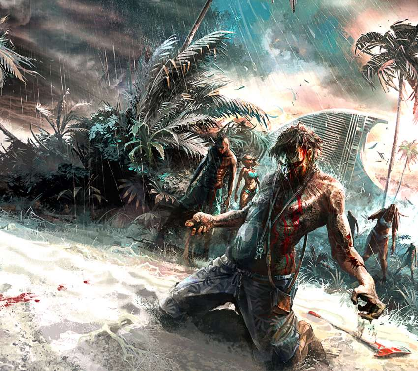Dead Island wallpaper or background