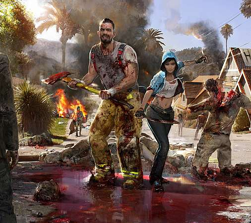 Dead Island 2 Mobile Horizontal wallpaper or background