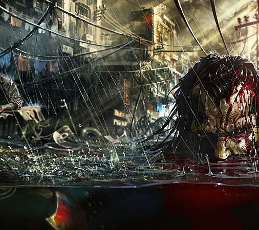 Dead Island Riptide Mobile Horizontal wallpaper or background