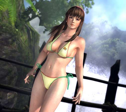 Dead or Alive 5 Mobile Horizontal wallpaper or background