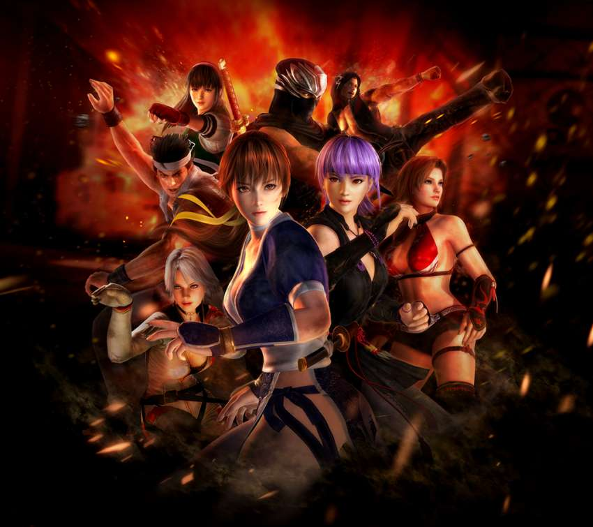 Dead or Alive 5 wallpaper or background