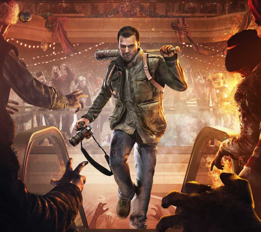 Dead Rising 4 Mobile Horizontal wallpaper or background