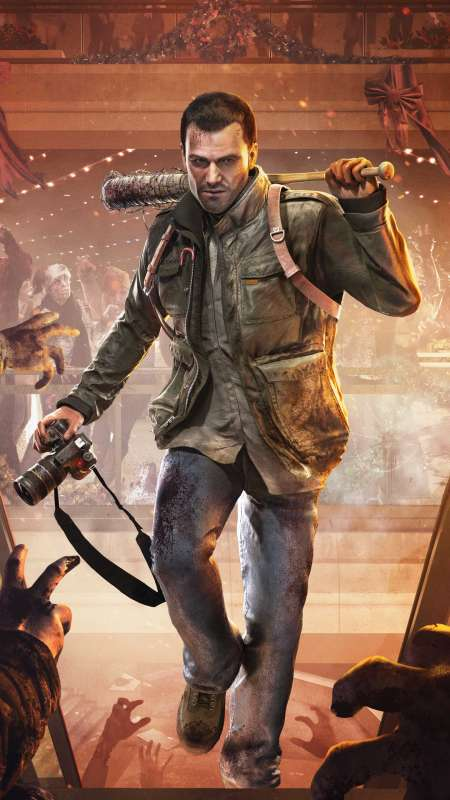 Dead Rising 4 Mobile Vertical wallpaper or background
