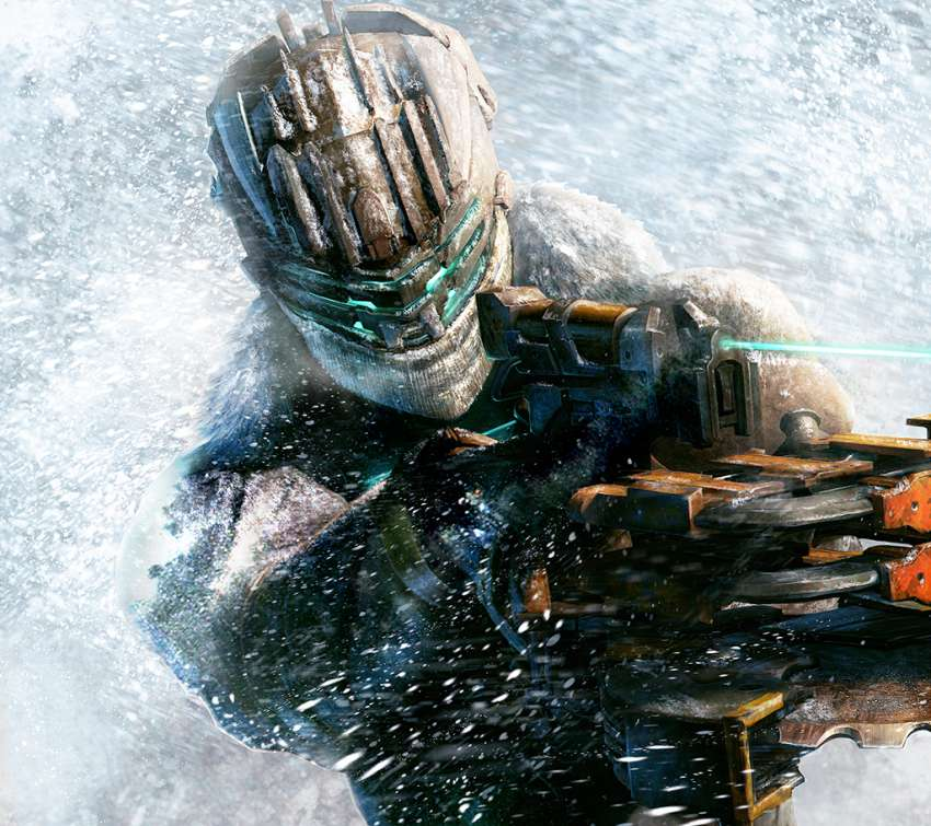 Dead Space 3 Mobile Horizontal wallpaper or background