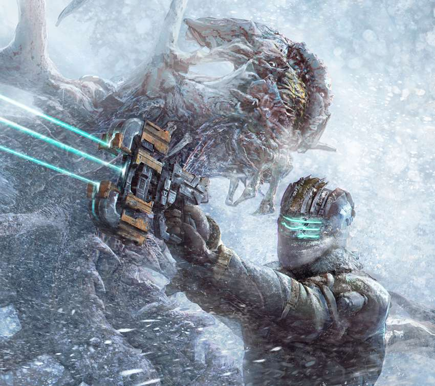Dead Space 3 wallpaper or background