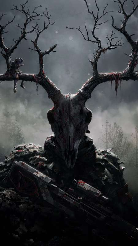 Deathgarden: Bloodharvest Mobile Vertical wallpaper or background